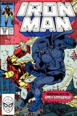 Invincible Iron Man #236