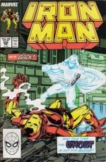 Invincible Iron Man #239