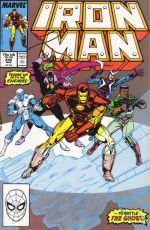 Invincible Iron Man #240