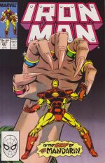 Invincible Iron Man #241