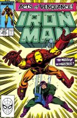 Invincible Iron Man #251