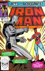Invincible Iron Man #252