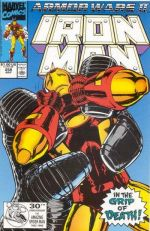Invincible Iron Man #258