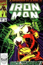 Invincible Iron Man #259
