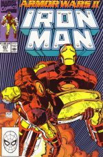 Invincible Iron Man #261