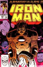 Invincible Iron Man #262