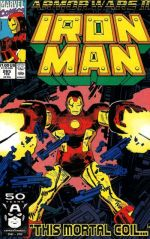 Invincible Iron Man #265