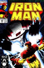 Invincible Iron Man #266