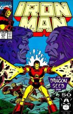 Invincible Iron Man #273