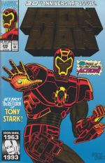 Invincible Iron Man #290