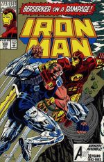 Invincible Iron Man #292