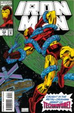 Invincible Iron Man #294