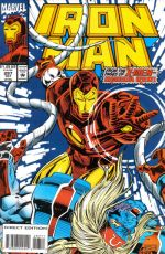 Invincible Iron Man #297