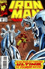 Invincible Iron Man #299