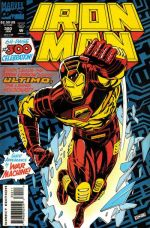 Invincible Iron Man #300