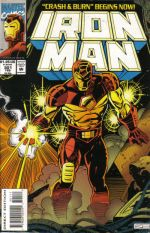 Invincible Iron Man #301