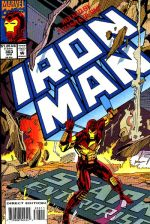 Invincible Iron Man #303