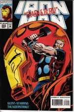 Invincible Iron Man #304
