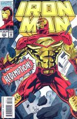 Invincible Iron Man #306