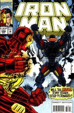 Invincible Iron Man #308