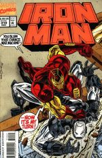 Invincible Iron Man #310
