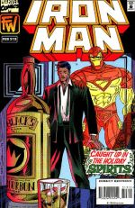Invincible Iron Man #313