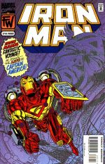 Invincible Iron Man #314