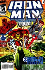 Invincible Iron Man #316