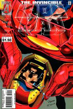Invincible Iron Man #320