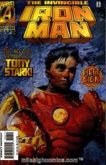 Invincible Iron Man #326