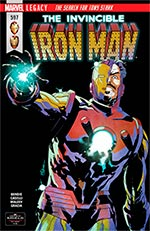 Invincible Iron Man #597