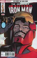 Invincible Iron Man #599
