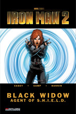Iron Man 2 - Black Widow: Agent of S.H.I.E.L.D. #1