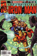 Invincible Iron Man #22