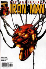 Invincible Iron Man #31