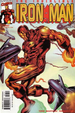 Invincible Iron Man #37