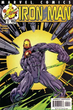Invincible Iron Man #42