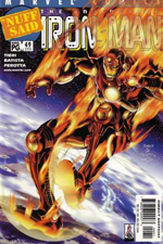 Invincible Iron Man #49