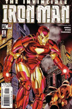 Invincible Iron Man #50