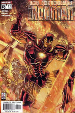 Invincible Iron Man #51