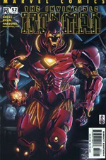 Invincible Iron Man #52