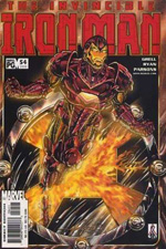 Invincible Iron Man #54