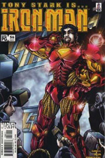 Invincible Iron Man #56