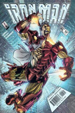 Invincible Iron Man #57