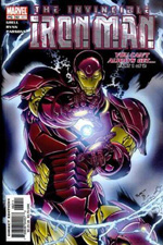Invincible Iron Man #62