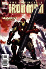 Invincible Iron Man #68