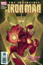 Invincible Iron Man #70
