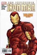 Invincible Iron Man #74