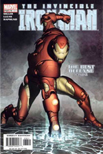 Invincible Iron Man #76