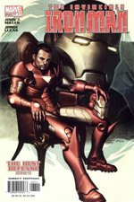 Invincible Iron Man #77